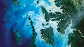 Stunning images show Earth's natural beauty in new NASA book