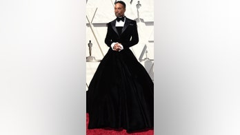 Billy Porter defends Oscars tuxedo gown after backlash