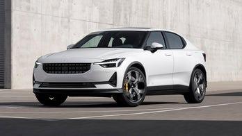 Volvo opens the order books for electric Polestar 2 sports sedan