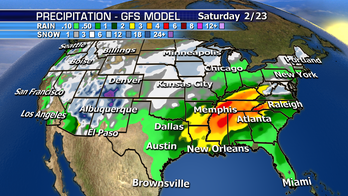 Active weather fronts target both coasts
