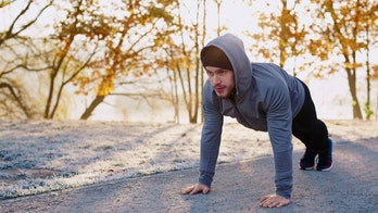 Why men who can do 40 push-ups may have better heart health