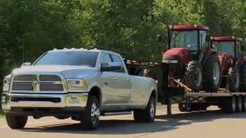 Ram recalling 660,000 heavy duty trucks to fix steering flaw