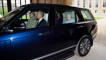 Obama's royal Range Rover is for sale