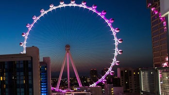 Man dies after falling down stairs at High Roller observation wheel above Las Vegas Strip