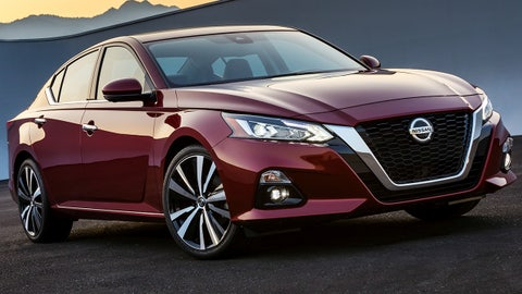 2019 Nissan Altima Technology & Features | Nissan USA
