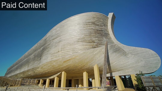 Life-size Noah's Ark comes to life in Kentucky, a jaw-dropping structure you'll want the whole family to experience
