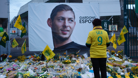 Sick morgue photo of Argentinian soccer player Emiliano Sala surfaces on Twitter, sparks outrage