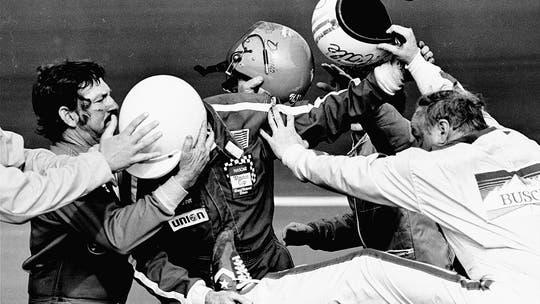The 1979 Daytona 500 brawl that changed NASCAR