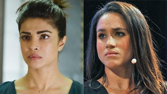 Meghan Markle, Priyanka Chopra feuding over Nick Jonas wedding snub: report