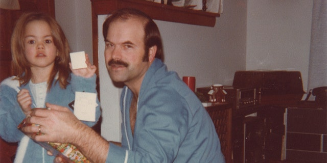 Kerri Rawson and Dennis Rader in 1981.