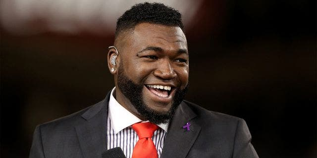 David Ortiz was wounded in a shooting over the weekend.