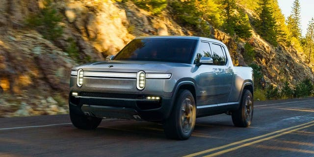 Rivian in talks with GM and Amazon
