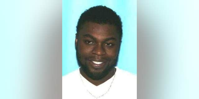 Police are hunting for Donquale Maurice Gray, 25, after he allegedly shot a Bluefield, Va., police officer.