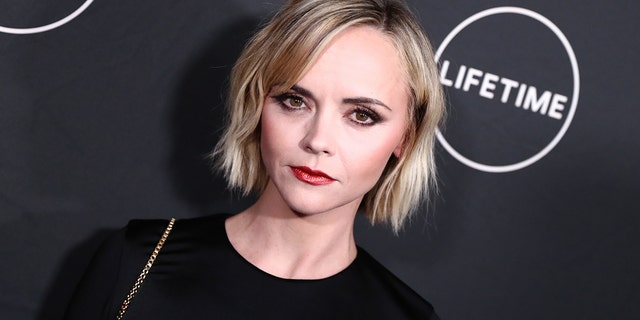 Moby claims to have had a fling with actress Christina Ricci in 2000 when she was 20.