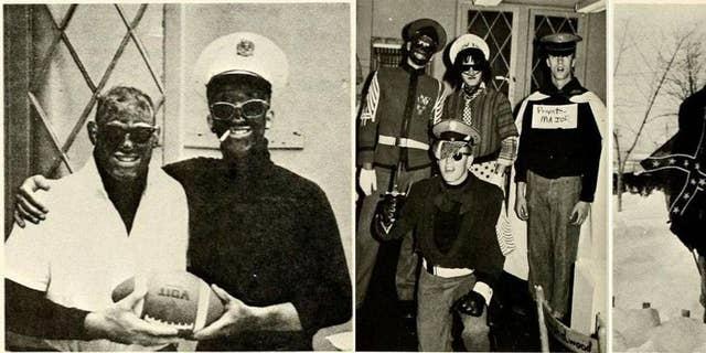 Virginia Military Institute (1968) yearbook photographs.