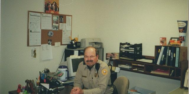 Dennis Rader in 2004.
