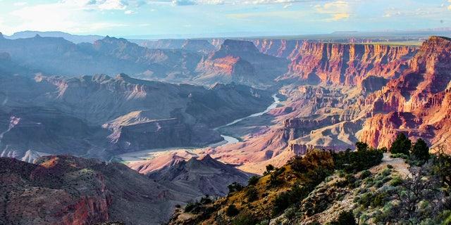 Grand Canyon National Park. (Shutterstock)