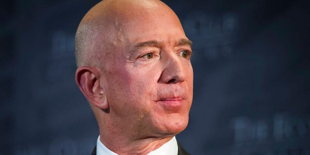 "Amazon founder and CEO Jeff Bezos came under fire for remarks he made this week about facial recognition. (AP) [19659007] Amazon founder and CEO Jeff Bezos came under fire for remarks he made this week about facial recognition. (AP)       <!----></p> </div> </div> <p> Digital rights organizations like Fight for the Future have long said that Silicon Valley's calls for regulation of facial recognition are ""trap,"" meant to ultimately enable the tech's spread and advance tech giants' profit margins. </p> <p> ""Amazon wants to write the laws governing facial recognition to make sure they're friendly to their surveillance-driven business model, ""said Evan Greer, deputy director of Fight for the Future, in a statement. ""But this type of technology is uniquely dangerous. It poses a profound threat to the future of human liberty that cannot be mitigated by industry-friendly regulations. </p> <p> Facial recognition technology, which has been slammed by civil liberties advocates and liberal lawmakers, is already being used by considered law enforcement agencies across the country. Several cities, including San Francisco and Oakland, have banned technology from being used by police departments. Some states are now considering bans, too. </p><div><script async src="