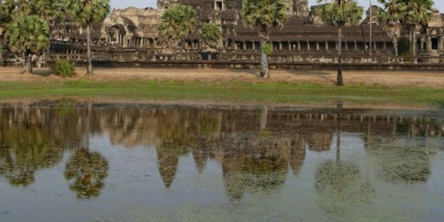 Scientists have a new theory about the collapse of the ancient city of Angkor in Cambodia.