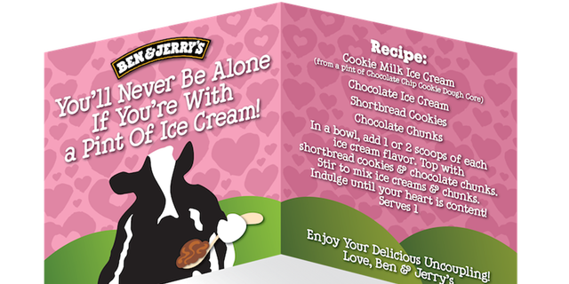 """We play on nostalgia a lot. It brings you back. If I can have you connect with the flavors and nuances I've added to the ice cream, I've got you. Because it usually brings up a really good memory,"" longtime Ben & Jerry's flavor guru Eric Fredette said of the special recipe."