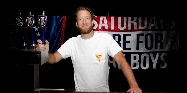 Dave Portnoy founded Barstool Sports in 2003 as a newspaper he handed out in Boston.