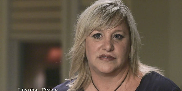 "Linda Dyas came forward in a new Oxygen documentary titled ""Seduced By Evil."""