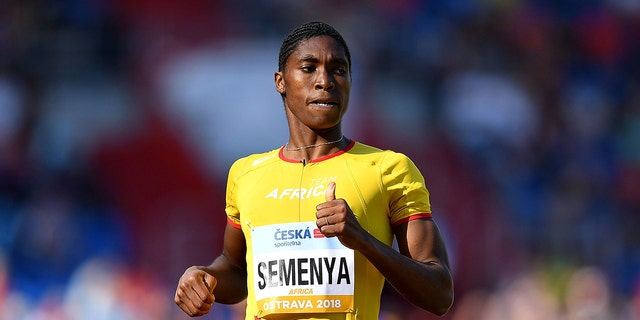 The Court of Arbitration for Sport is due to hear Semenya's case next week in Luasanne, Switzerland