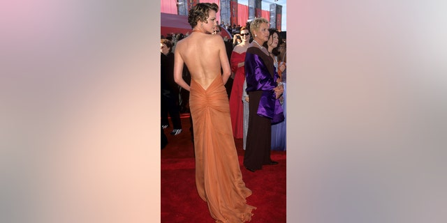 After Charlize Theron wore a sheer, backless dress to the Oscars in 2000, she said she had trouble getting roles.