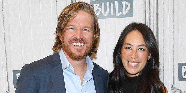 Chip Gaines and Joanna Gaines are pictured in 2017. (Photo by Rob Kim/Getty Images)