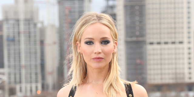 Jennifer Lawrence appeared in a political PSA encouraging people to demand the ability to vote from home.
