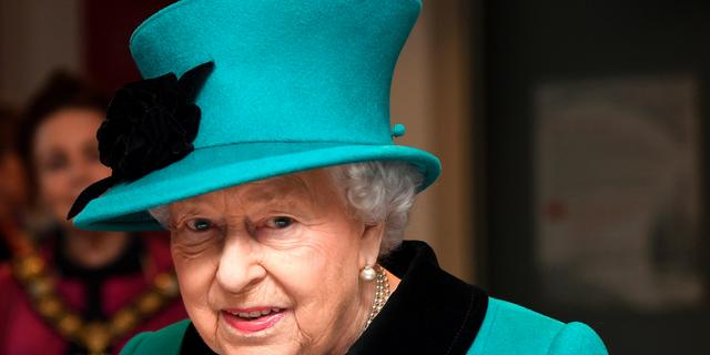Queen Elizabeth II — AP