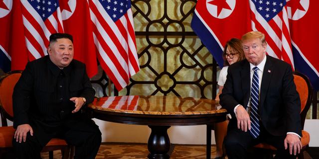 President Trump and Kim Jong Un failed to reach anagreement on denuclearization.