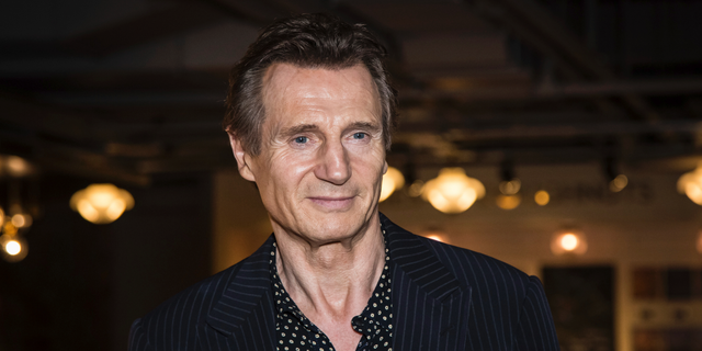 actor Liam Neeson at the premiere of the film 'Hunt For The Wilderpeople' in London. (Photo by Vianney Le Caer/Invision/AP, file)