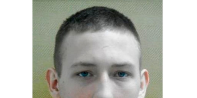 This undated photo provided by the North Carolina Department of Public Safety shows Jeremy Fincannon. Authorities in North Carolina are searching for Fincannon, 22, an inmate who went missing from Rutherford Correctional Center near Spindale, N.C., on Thursday, Feb. 21, 2019. Officials describe Fincannon as a white male, who is 6 feet (1.8 meters) tall, 171 pounds (78 kilograms) with blond hair and blue eyes. He was serving a term of five years and six months as a habitual felon after convictions for assault. (North Carolina Department of Public Safety via AP)