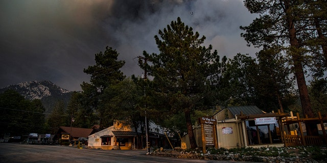 By the time the Cranston fire was contained, it had burned across more than 13,000 acres, destroying at least five homes in its path.