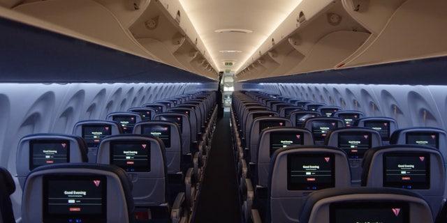 Delta S New A220 Aircraft Feature Larger Seats Bigger