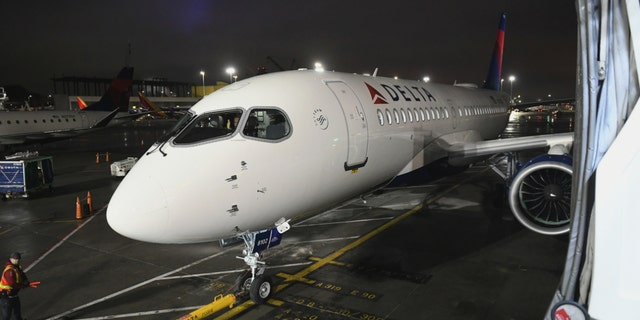 Delta became the first American airline to begin utilizing the new Airbus A220 aircraft on Thursday.