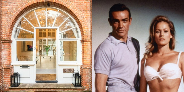 The home sits on a plot of land that was once the site of the Huntercombe Golf Club, where James Bond creator Ian Fleming was reported to be a member for 32 years.<br>