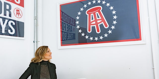 "Barstool Sports CEO Erika Nardini was called ""the most controversial woman in sports media"" by the New York Post."