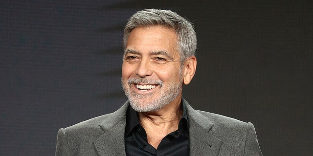 George Clooney of the television show