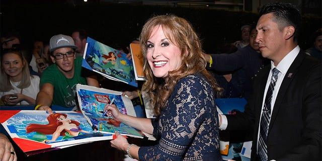 "Jodi Benson attends the premiere of Disney's ""Ralph Breaks the Internet"" at El Capitan Theatre on Nov. 5, 2018 in Los Angeles. — Getty"