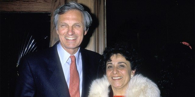 """Alan Alda and Wife Arlene Alda during """"A New Life"""" New York Premiere Party at Tavern On The Green in New York."""