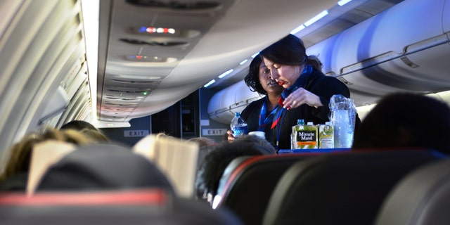 """""""We will not tolerate our profession being objectified in a sexist manner,""""said Lori Bassani, the national president of the Association of Professional Flight Attendants,which represents over 25,000 American Airlines employees."""