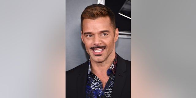 Ricky Martin attends the 61st Annual Grammy Awards at Staples Center on February 10, 2019 in Los Angeles, California.