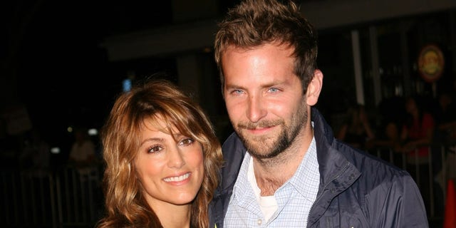 Jennifer Esposito and Bradley Cooper were married for four months between 2006 and 2007.