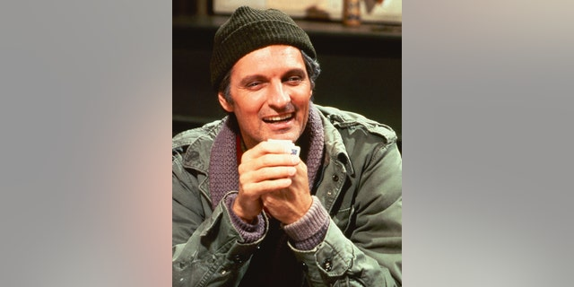 Alan Alda, US actor, in a promotional portrait for the television series