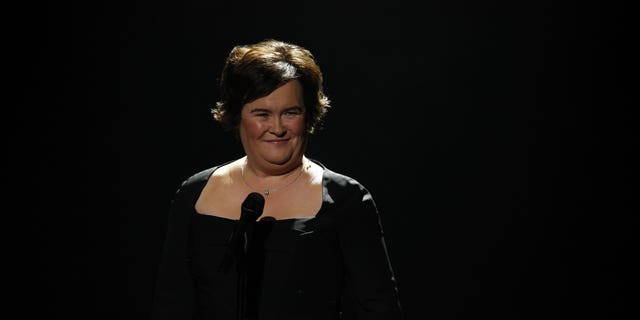 Susane Boyle lost her initial competition run on 'Britain's Got Talent.'