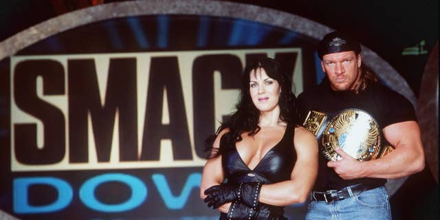 Chyna and Triple H will be inducted into the WWE Hall of Fame.