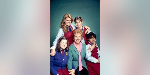 """The Facts of Life"" told the tale of a group of girls attending boarding school as they navigate teenage life and later adulthood. The series aired from 1979 until 1988."