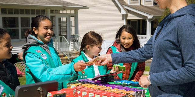 A spokesperson for the Girl Scouts was not immediately available to offer further comment on the policies regarding booth sale locations in the Windy City and elsewhere.